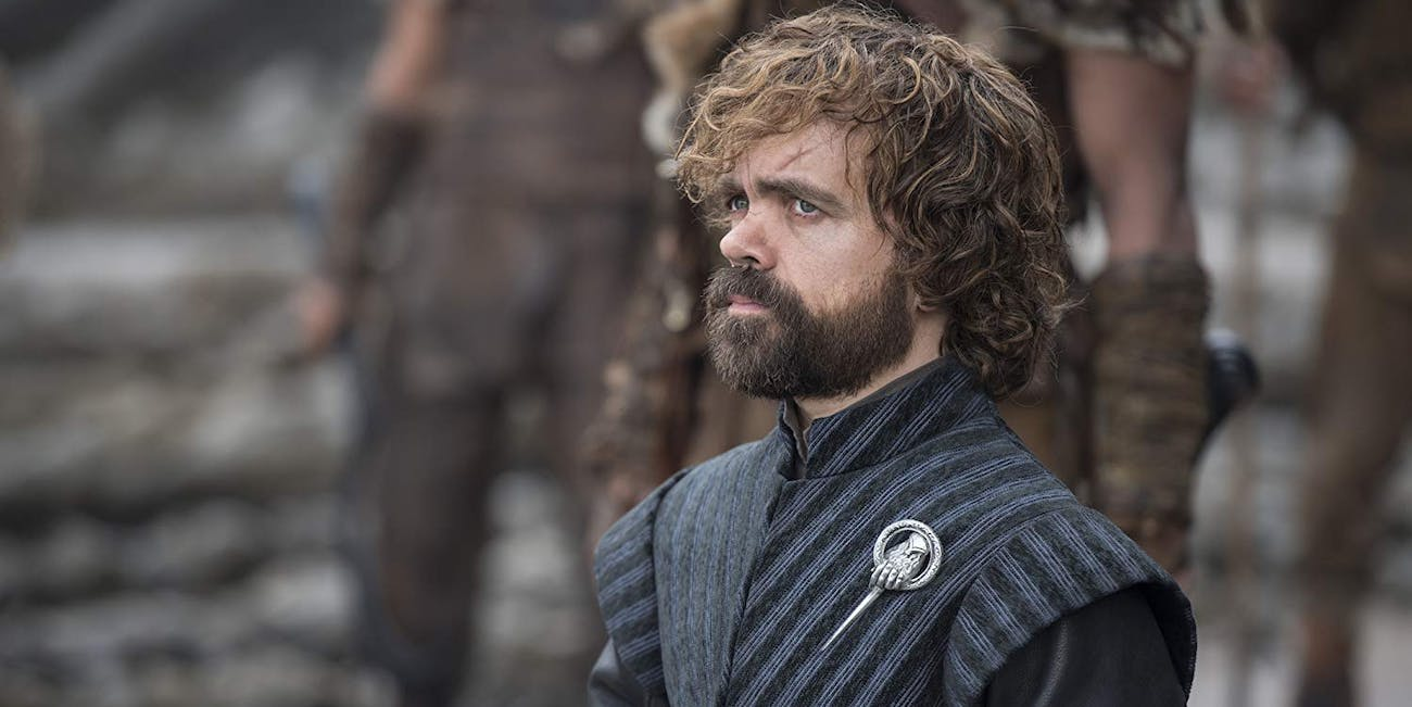 Peter Dinklage as Tyrion Lannister in 'Game of Thrones' Season 7 on HBO