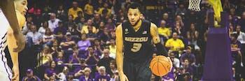 NCAA basketball Missouri