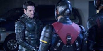 Arrow Season 6 Tommy