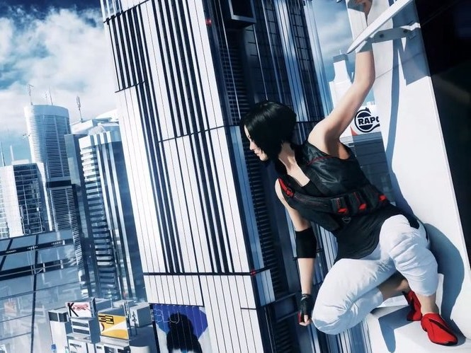 Mirror's Edge: Catalyst' is Better Without the Gun Violence
