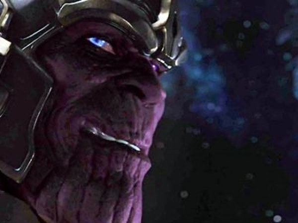 tfw you're the main character of 'Infinity War'