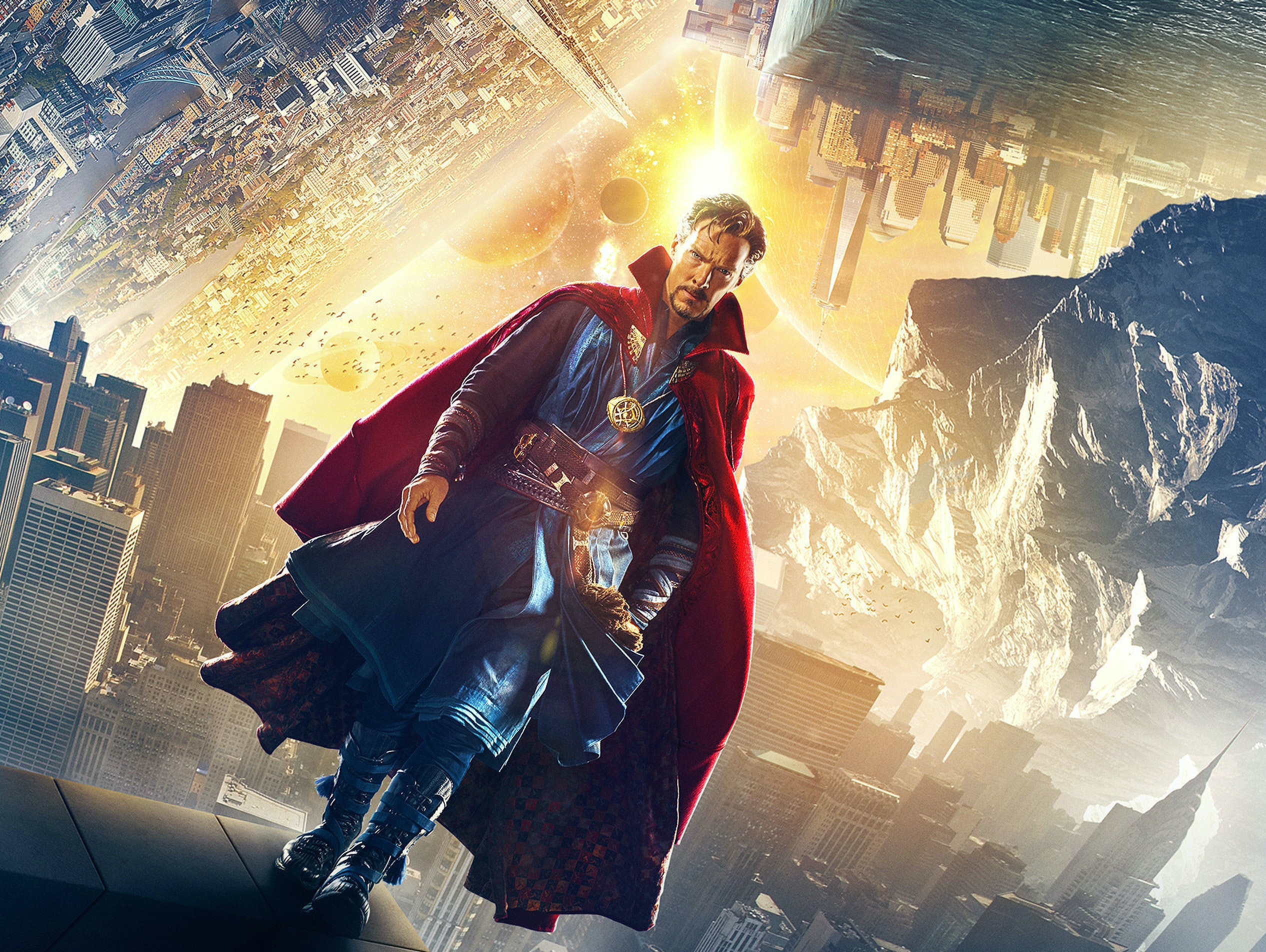 Explaining How Marvel's Multiverse Works in 'Doctor Strange'