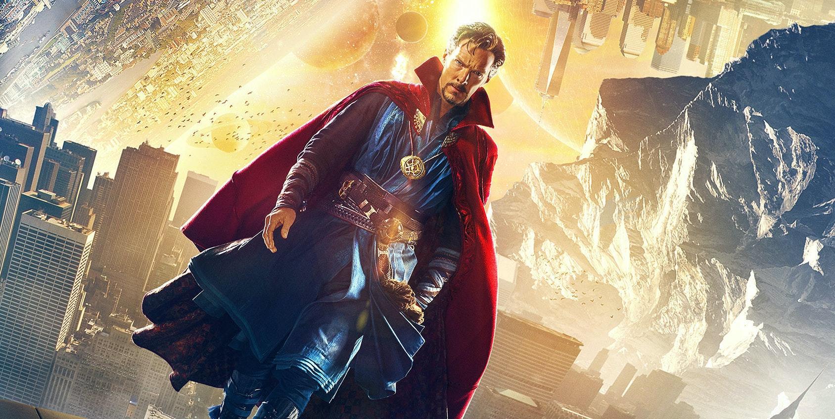 Explaining How Marvel's Multiverse Works in 'Doctor Strange'