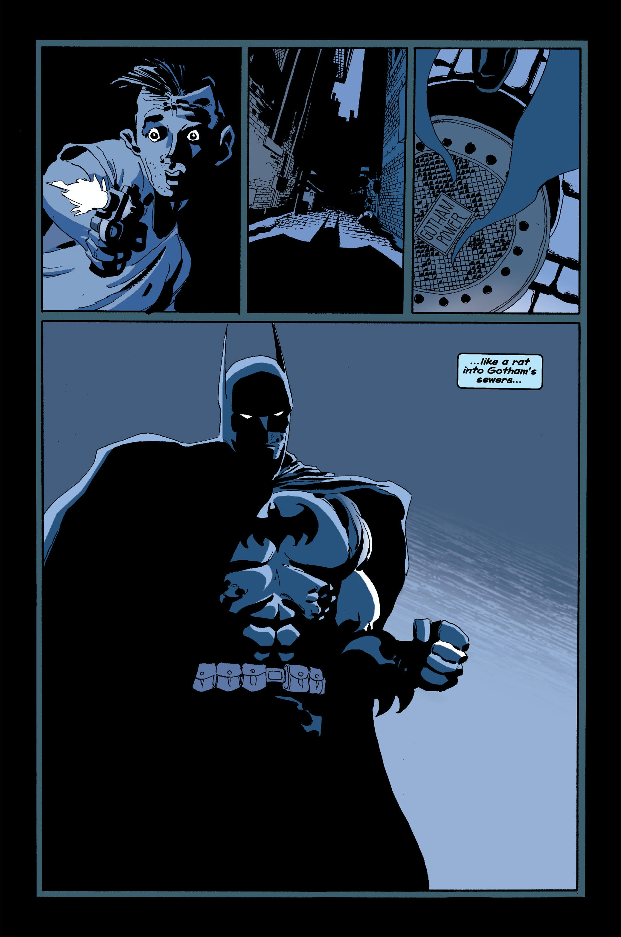Great Batman: The Long Halloweenu0027 Is An Essential, Perfect Comic ...