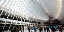 The 50 Best Images of NYC's Massive New Oculus Train Station
