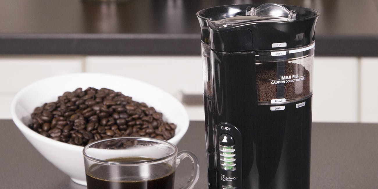 mr coffee grinder