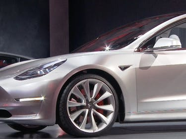 China's Automakers Have a Shrewd Plan to Beat the Tesla Model 3