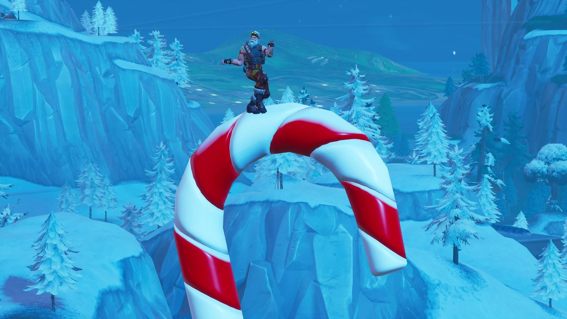 Fortnite Giant Candy Canes Locations Map Video Guide And