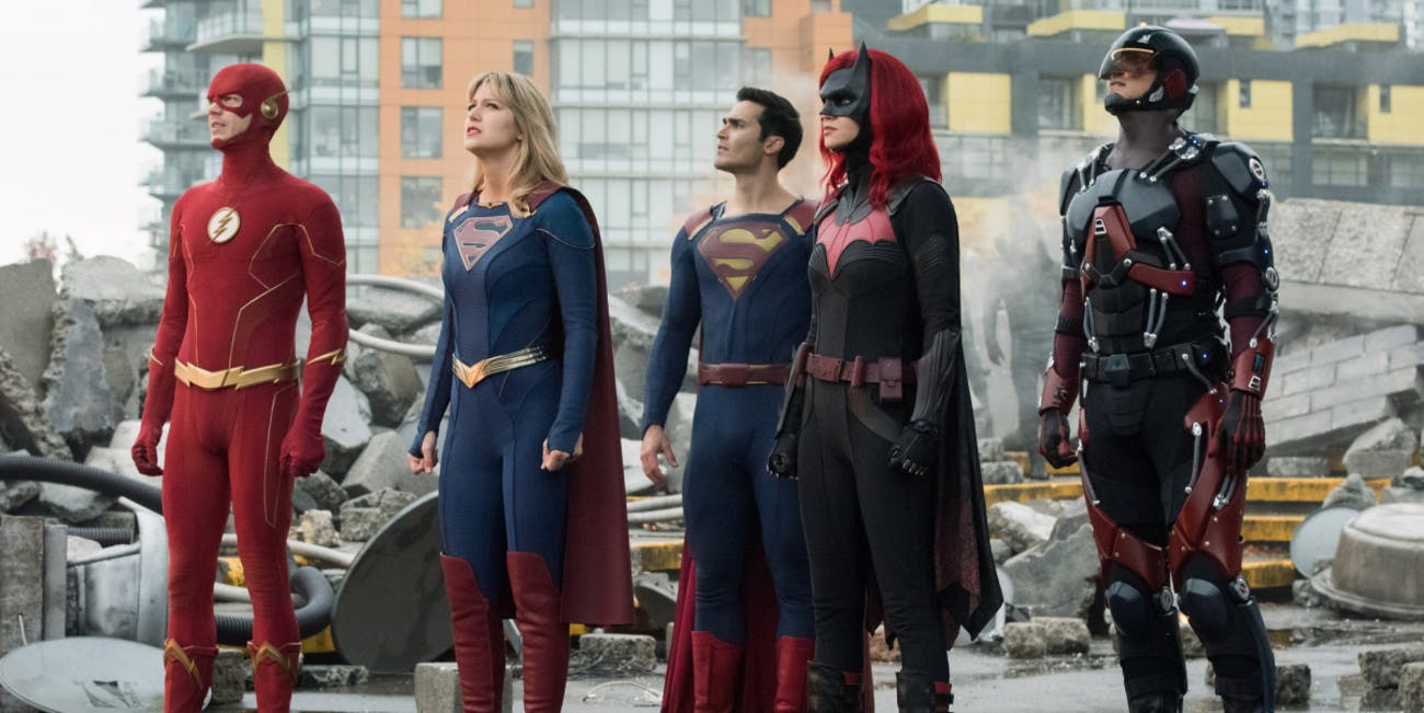 The CW Crisis on Infinite Earths
