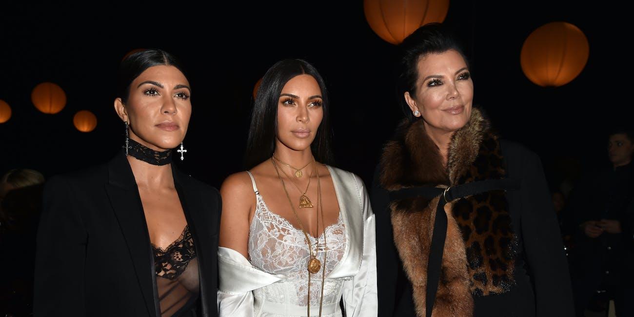 Kim Kardashian was robbed during Paris Fashion Week.
