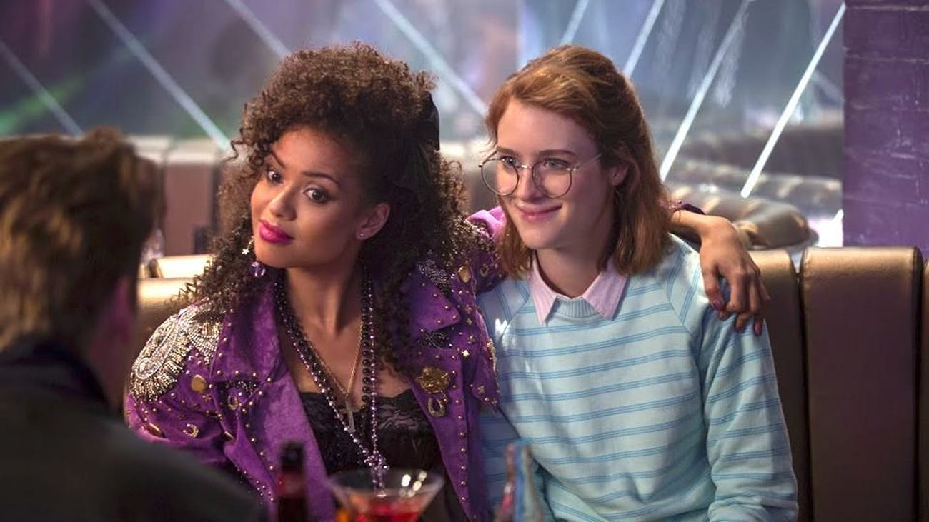 Kelly And Yorkie Find That Heaven Is LITERALLY A Place On Earth In The Simulacrum 80s Of Black Mirror