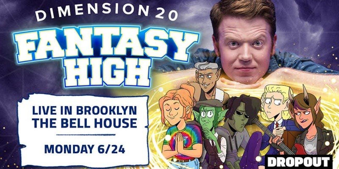 dimension 20 fantasy high