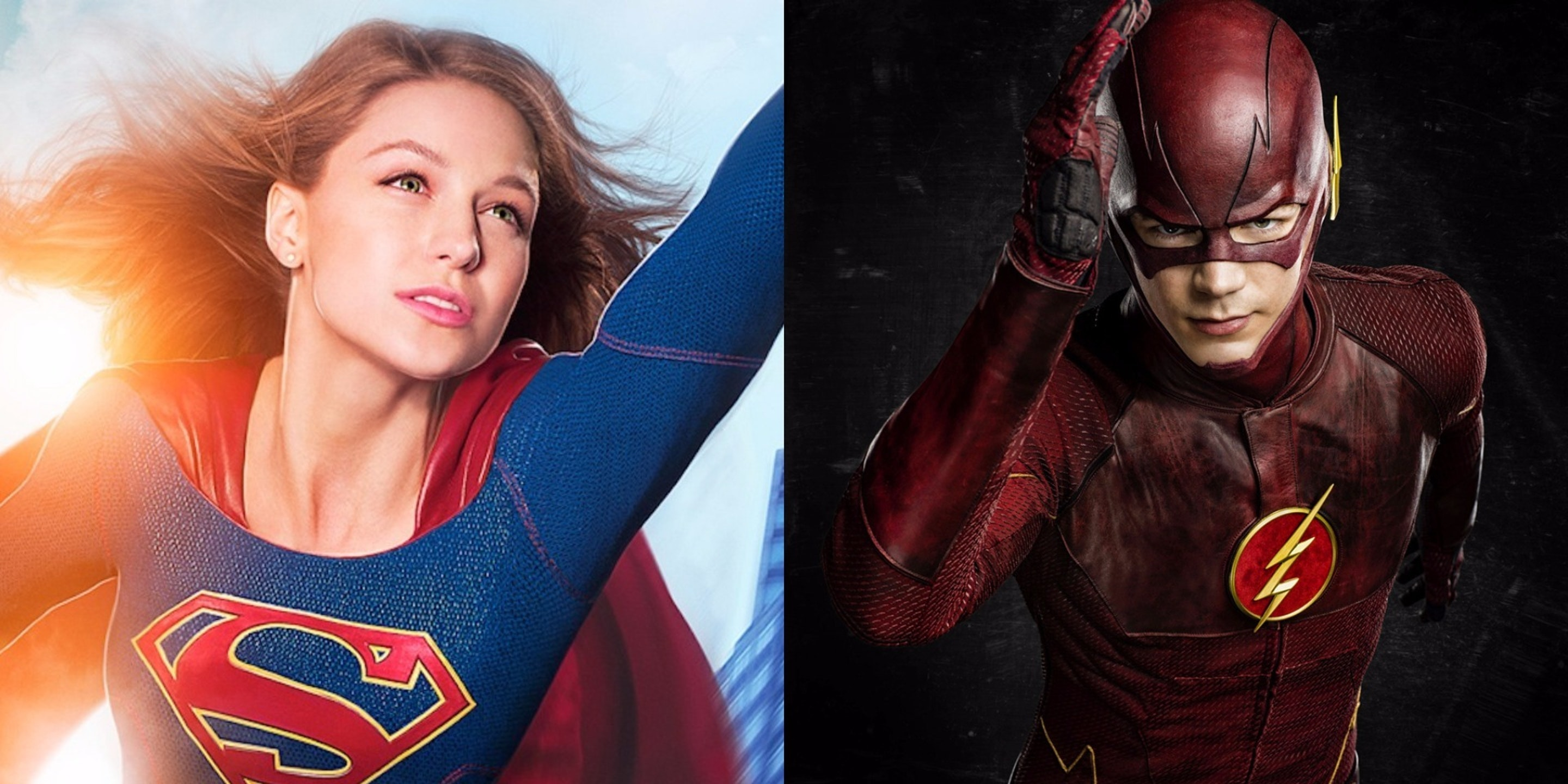 Supergirl and the Flash Will Finally Meet on March 28