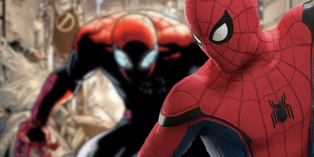 "spider-man: far from home' suit: final set photos reveal ""superior"