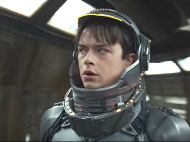 Watch a New 'Valerian and the City of a Thousand Planets' Trailer