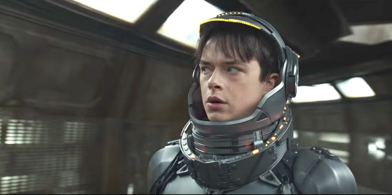 """Valerian and the City of A Thousand Planenets' gets a new trailer"