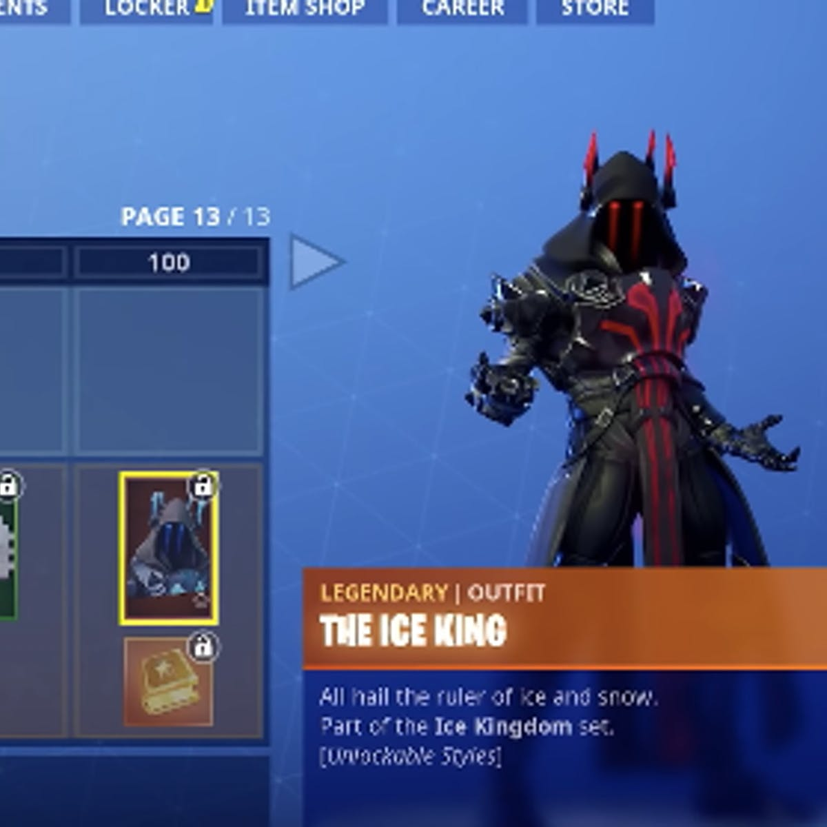 Fortnite First Battle Pass Skins | Fortnite Freeze Bundle