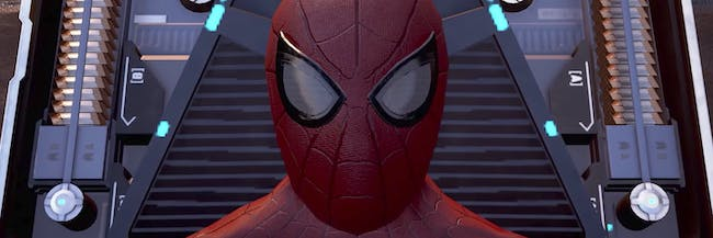 Sony Spider-Man Homecoming