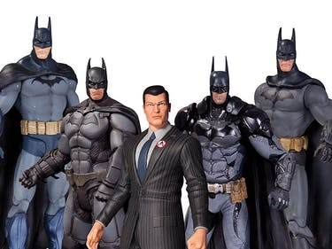 Who's Buying Superhero Toys? (Spoiler Alert: Not Children)