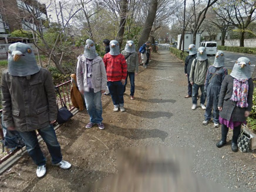 15 Google Maps Images That Seem to Freak People Out, Dutifully