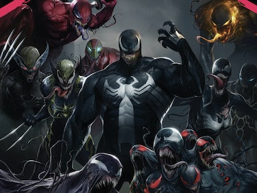 Venom is Going to Infect the Entire Marvel Universe