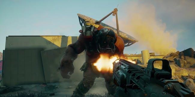"""""""Rage 2"""" at E3"""