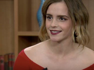 Emma Watson Says Social Media is Making Celebrities Out of All of Us