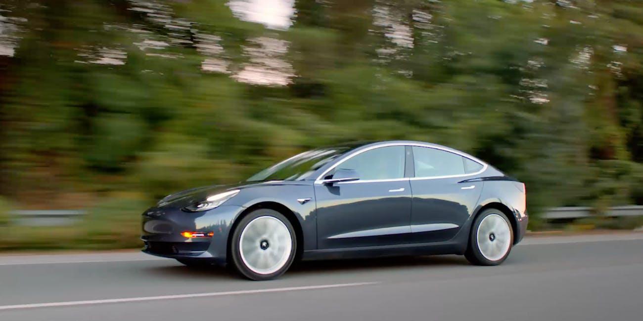 Elon Musk Confirms Tesla Model 3 Launch Date For International Markets