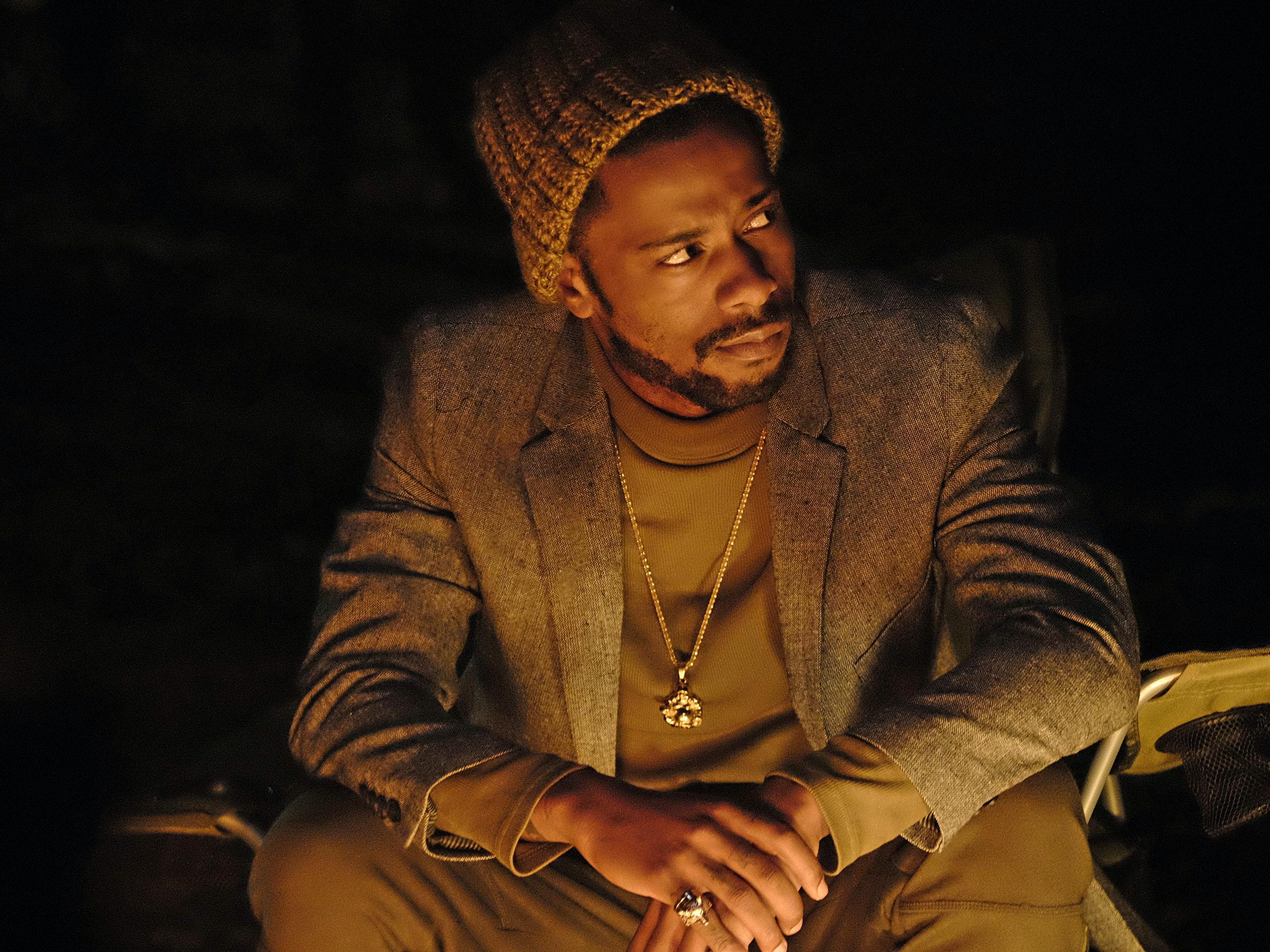 Darius Disproves the Lazy Weed Smoker Myth on 'Atlanta'