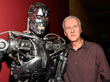 "James Cameron Says 'Terminator' Could Be ""Relevant"" Again"