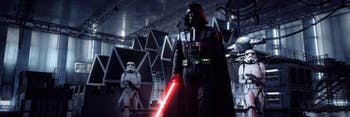 You'll need a lot of time or money if you want to play as Vader.
