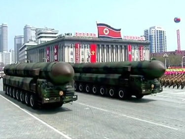 """Everything We Know About North Korea's New """"Frankenmissile"""""""
