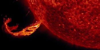 Solar Flare 1