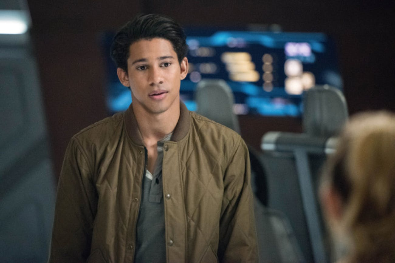 Wally in 'Legends of Tomorrow' Season 3.
