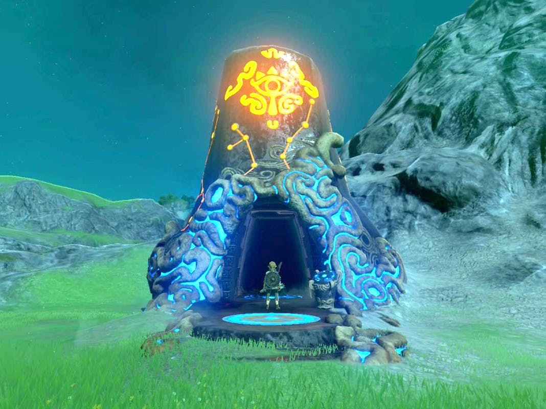 'Breath of the Wild 2' May Fix a Big Dungeon Problem From the Last Game