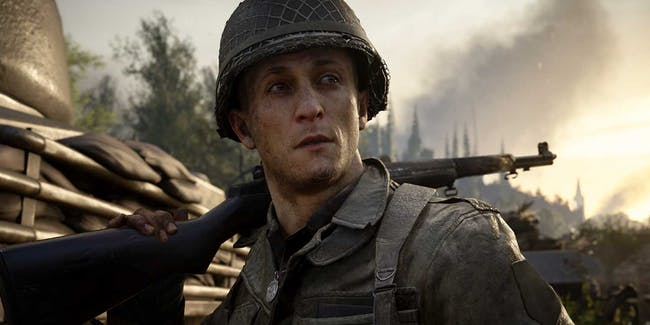 'Call of Duty' returns to World War II in its latest title.