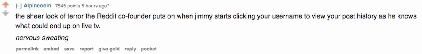 Jimmy Kimmel Humiliates Redditor on Live TV, Calls Him
