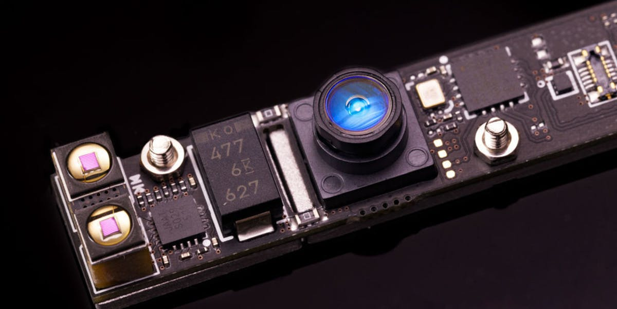 Just look at how small that hardware is.