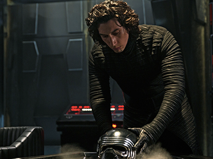 Kylo Ren Is Mad AF About the Design Flaws in the Death Star