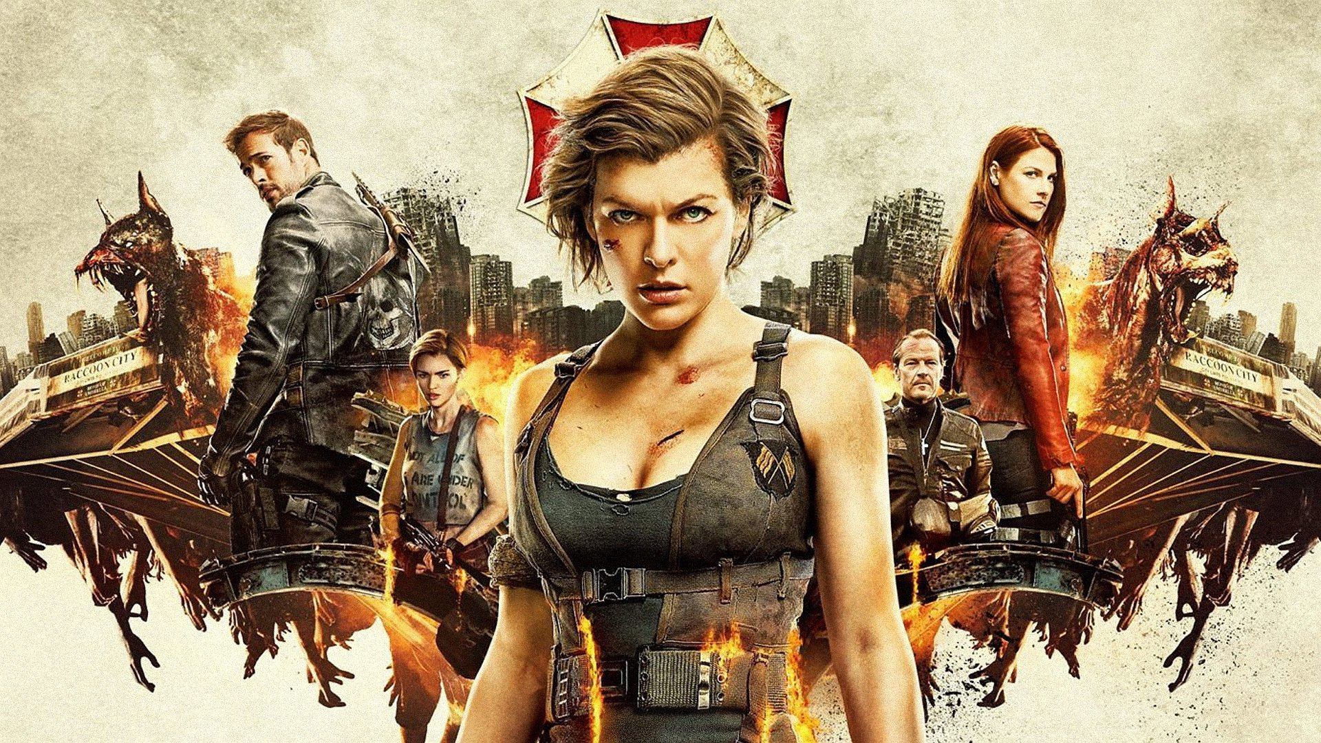 7 Easter Eggs in 'Resident Evil: The Final Chapter' | Inverse
