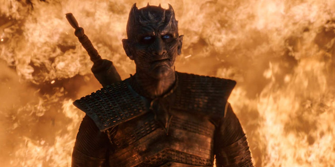Resultado de imagem para night king season 8 long night
