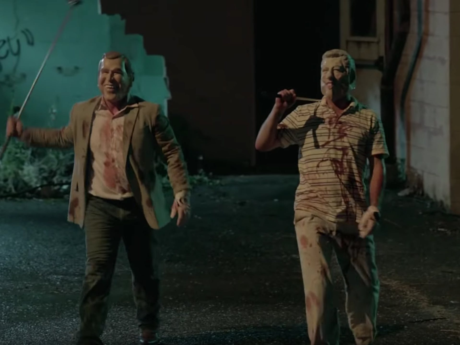 the purge tv show series usa network release date plot trailer