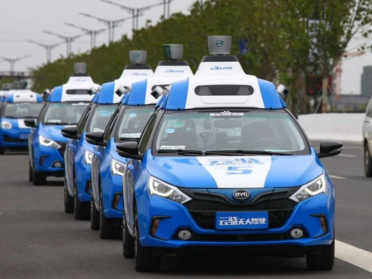 Baidu Finally Lets Passengers Give Its Driverless Car a Spin