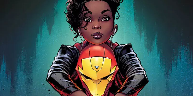 J. Scott Campbell Variant Cover for Marvel Invincible Iron Man #2