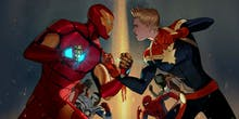 Marvel Teases 'Civil War II' in New 'Choose Your Side' Trailer