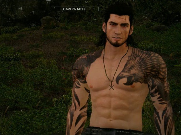 How to Get the Shirtless Gladio Outfit in the New 'FFXV' DLC