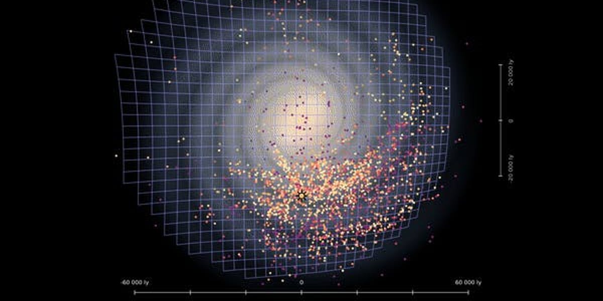 Skowron and her team had to make 153,704,543,662 individual observations to reach this conclusion.