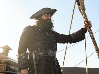 'Black Sails' Exclusive: Blackbeard Prepares for Season 4
