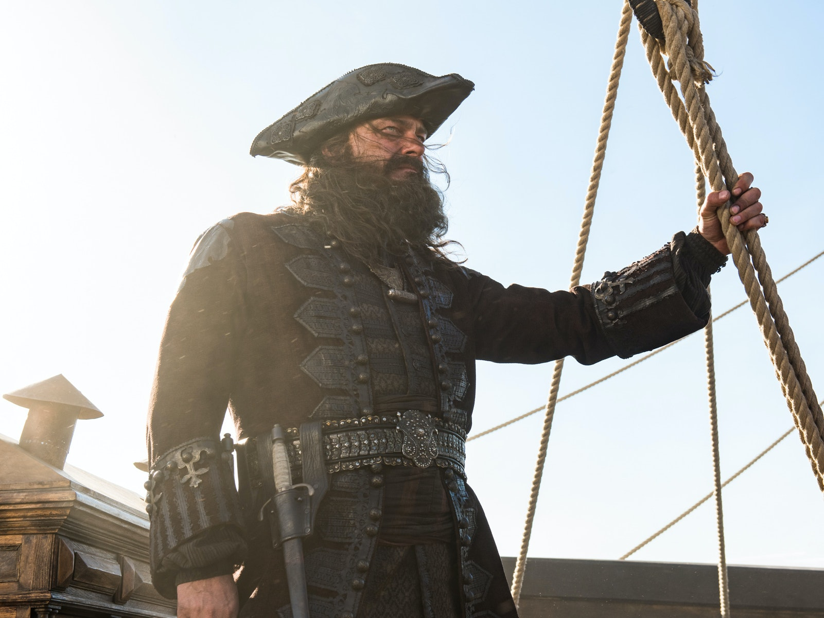 'Black Sails' Exclusive: Blackbeard Prepares for Season 4