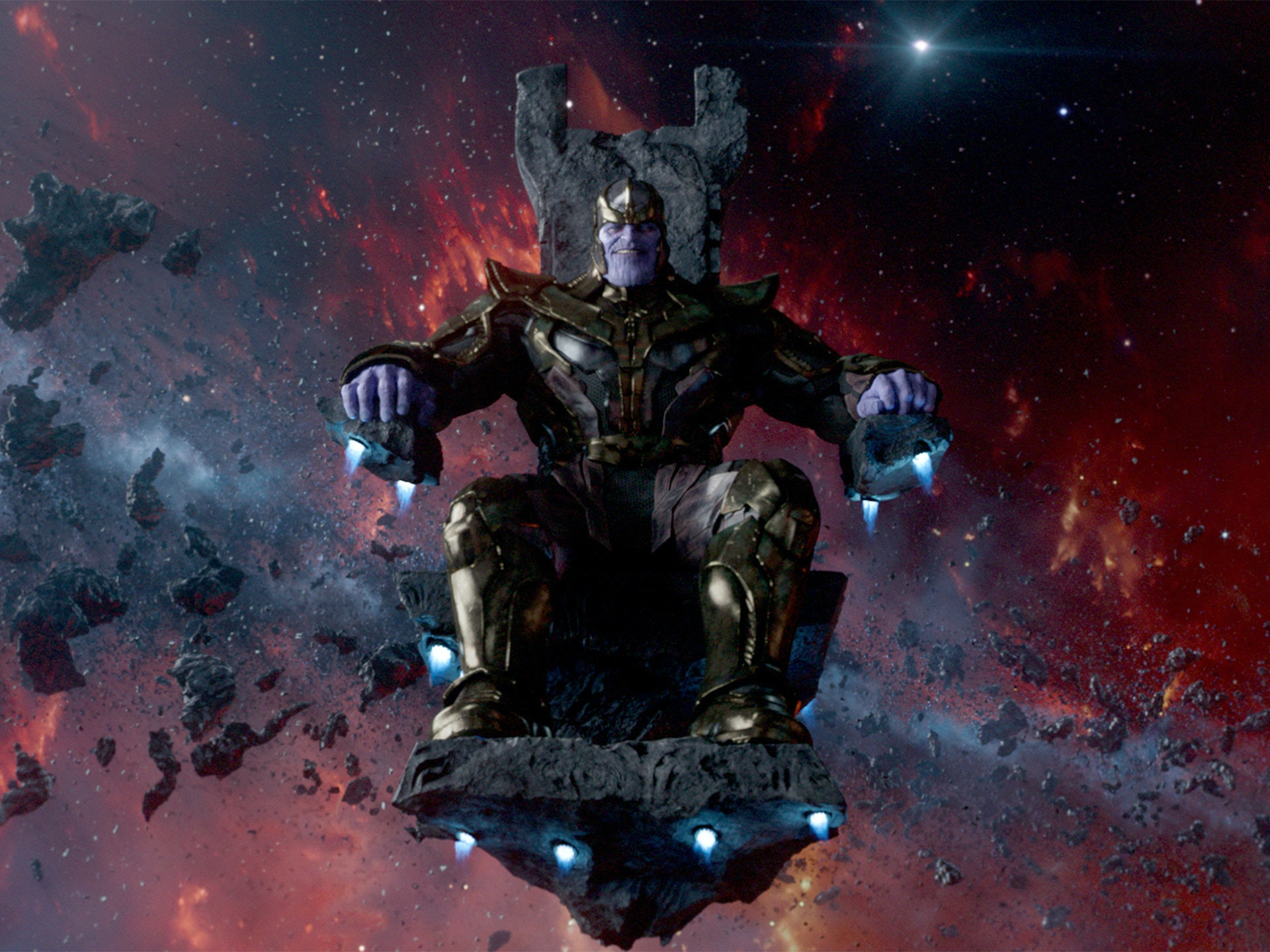 Nope, Thanos Won't Be in Marvel's 'Guardians of the Galaxy Vol. 2'
